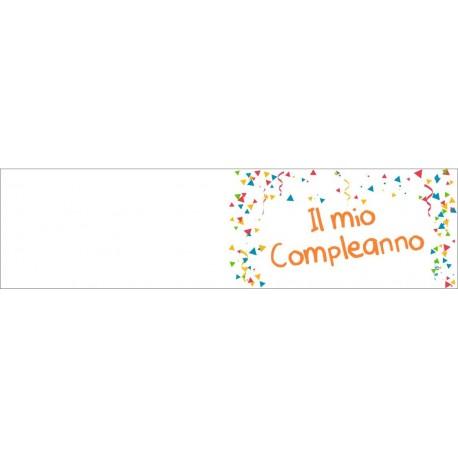 Bigliettini Confetti Per Bomboniere Compleanno 50 Pezzi Remona