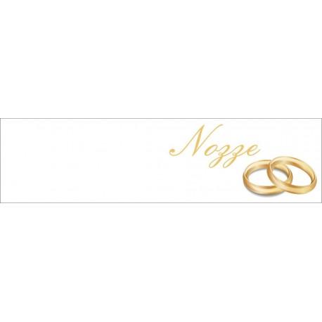 Bigliettini Bomboniere Matrimonio.Bigliettini Confetti Per Bomboniere Matrimonio 50 Pezzi Remona