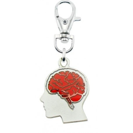 Portachiave Cervello (10 pezzi)