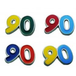 Magnete Numero 90 (20 pezzi)