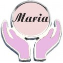 Magnete Mappamondo con Mani (20 pezzi)