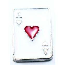 Magnete Asso di Cuori (20 pezzi)