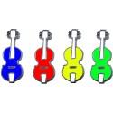 Magnete Violino (20 pezzi)