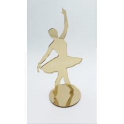 Ballerina plex oro