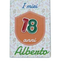 Magnete Compleanno